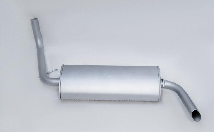 Глушитель основной ВАЗ 2120 «Надежда» Стандарт «ТВС»