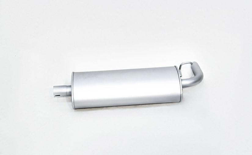 Глушитель основной GM 2123 нового образца (овальная банка) Стандарт «ТВС»