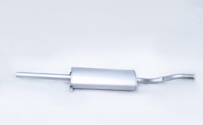 Глушитель основной ВАЗ 21099 ГОСТ «ТВС»