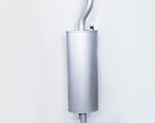 Глушитель основной ВАЗ 2110 ГОСТ «ТВС»