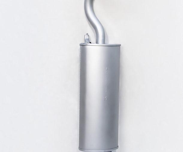 Глушитель основной ВАЗ 2112 до 2008г. ГОСТ «ТВС»