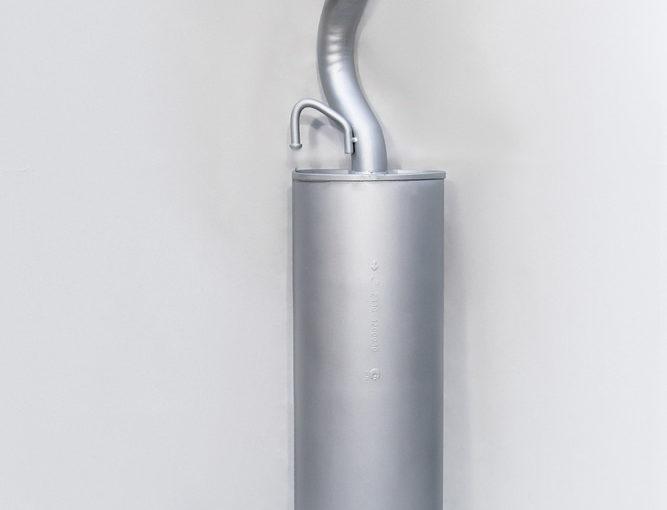 Глушитель основной ВАЗ 2172 от 2110 нового образца ГОСТ «ТВС»