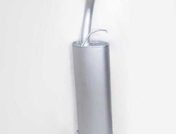 Глушитель основной ВАЗ 2192 (Калина 2) ГОСТ «ТВС»