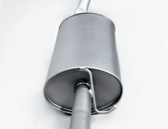 Глушитель основной ВАЗ 2112 до 2008г. Premium «ТВС»