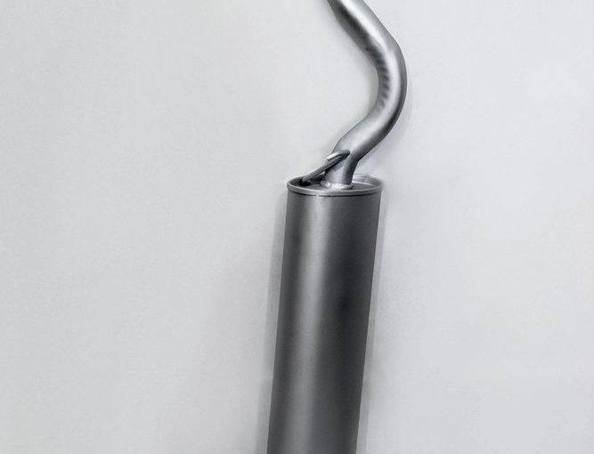Глушитель основной ВАЗ 2120 Надежда Premium «ТВС»