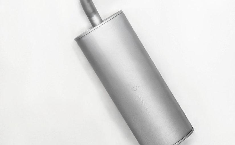 Глушитель основной ВАЗ 21213, ВАЗ 21214 НИВА Premium  «ТВС»